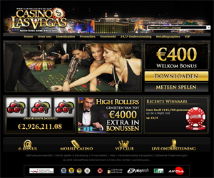 De website van casino las vegas