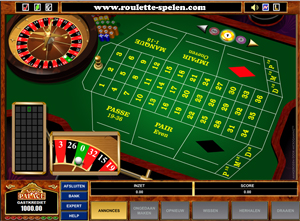 Casino roleta digital