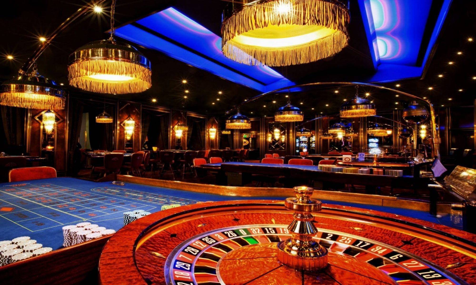 online casino with roulette